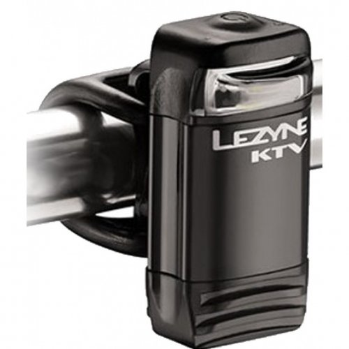 фар LEZYNE LED KTV 15 Lumen BLACK