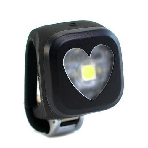 фар KNOG BLINDER 1 Heart 1 Led Black 20LUMENS