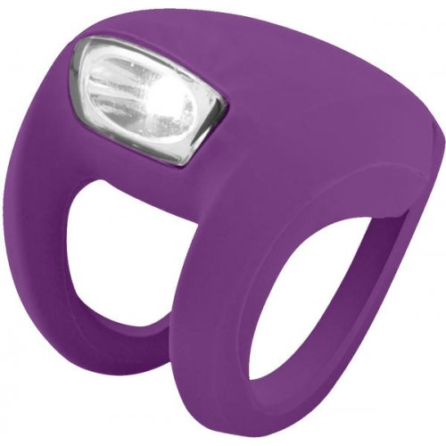 фар KNOG FROG STROBE 1 Led Grape