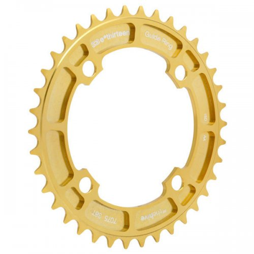 плоча E13 CHAIN RING 34T GOLD