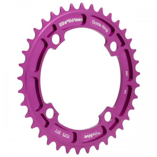 плоча E13 CHAIN RING 34T PURPLE