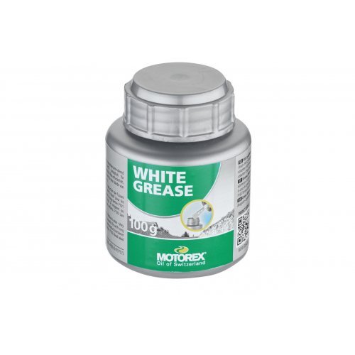 грес MOTOREX BIKE WHITE GREASE 628 100GR
