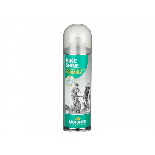 Спрей MOTOREX BIKE SHINE SPRAY 300ML