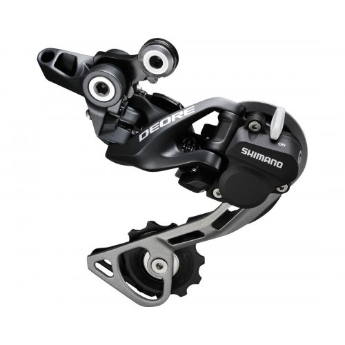 обтегач SHIMANO DEORE RD-M615-GS, 10 sp SHADOW PLUS