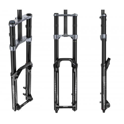 "вилка Rock Shox Boxxer DebonAir 2019 Charger 2.0 RC 27.5"" 200mm 20x100mm"