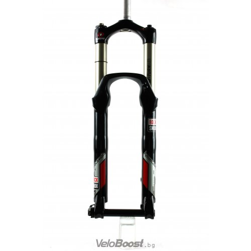 "вилка Rock Shox Revelation BlackBoxTeam 140 mm Dual Air 1 1/8"" x 183 mm, QR20 mm (21-03348)"