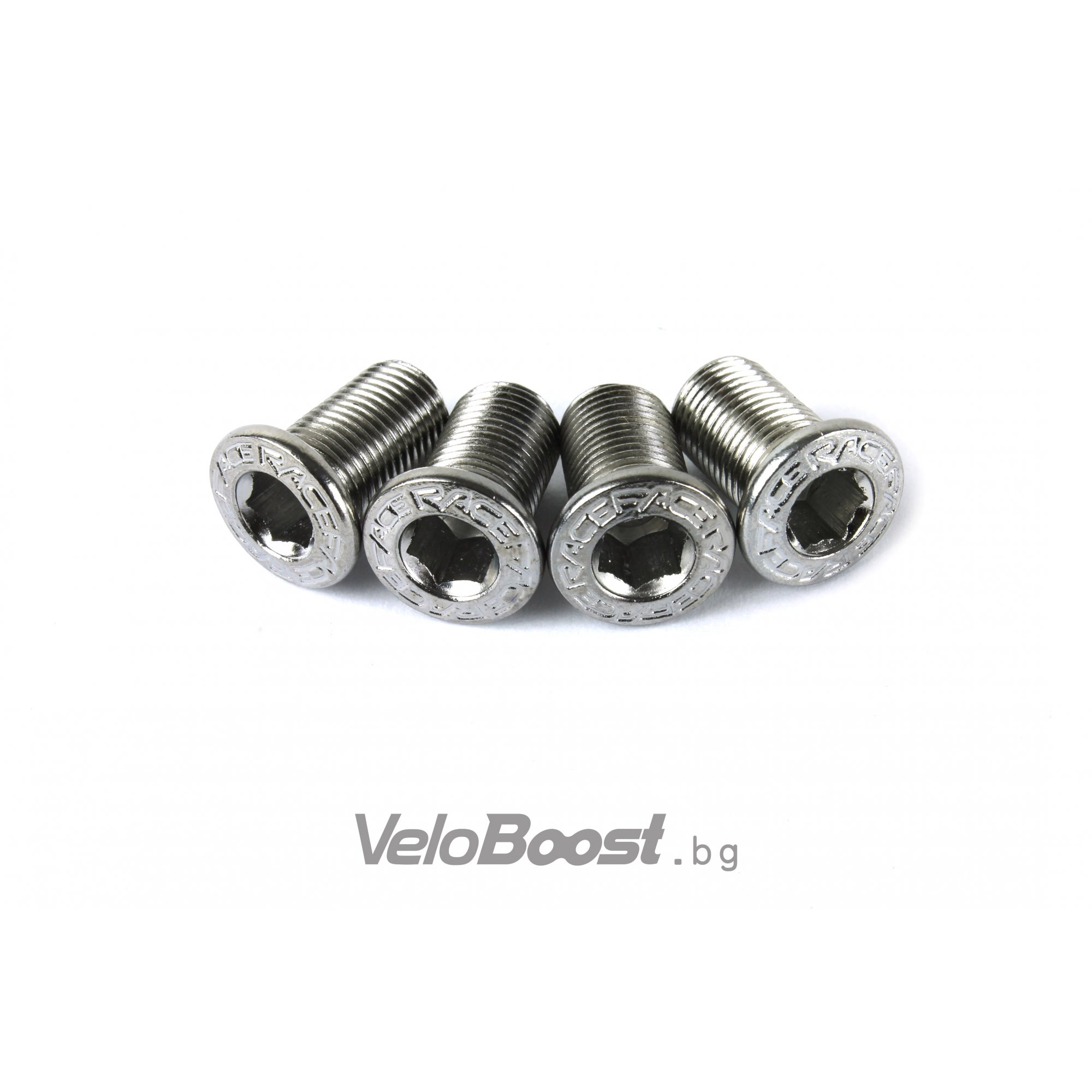 дълги болтове за плоча RaceFace 13mm Silver (71-04074)