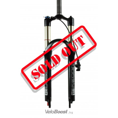 """fork Rock Shox Recon SL Solo Air DNA Tuning 130mm 26"""" 1 1/8"""" x 174mm QR9mm (21-04599)"""
