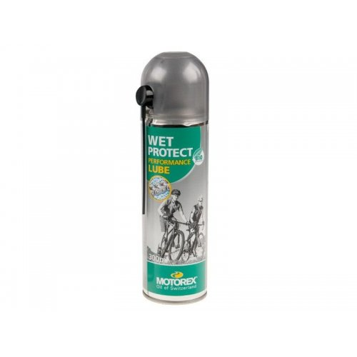 спрей Motorex WET Protect 300ml (81-04995)