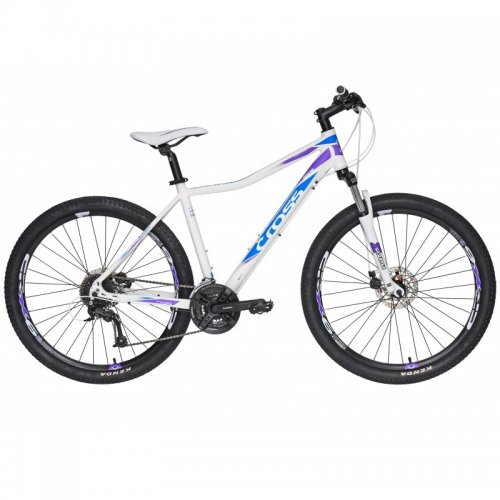 "Велосипед 27.5"" CROSS Fusion ECO HDB Lady 650B"