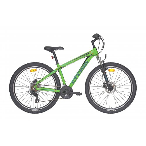 "Велосипед 27.5"" CROSS VIPER MDB 410 green"